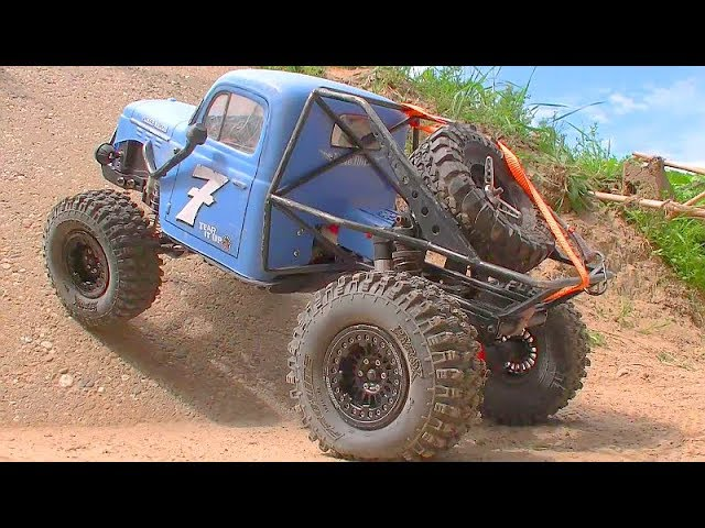 COOL RC ADVENTURE 2019! УДИВИТЕЛЬНО RC JEEPS И TRUCKS ПАРТ ДВА! COOL VEHICLES IN ACTION! OFFROAD CARS