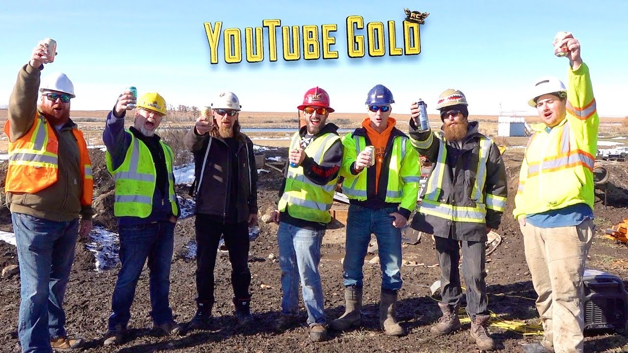 YouTube GOLD – HELEN of TROY OUNCES, SHUT 'ER DOWN! (s2 e27) GOLD MINING | RC ADVENTURES