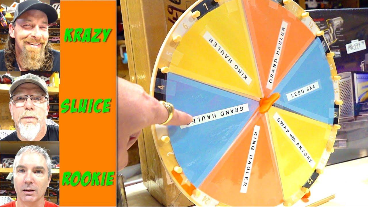 "TRIVIA GAME SHOWDOWN – SPIN the ""WHEEL OF TRUCKS"" 