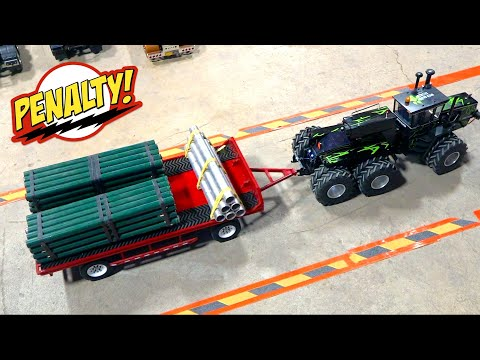 LOADING KINGS – NOT YOUR AVERAGE WAREHOUSE SAFETY VIDEO (s1 e2) | RC ADVENTURES