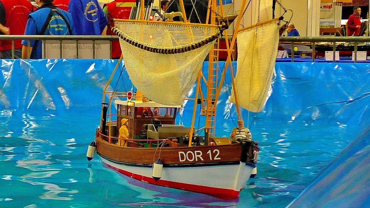 GREAT RC SCALE MODEL SHIP COLLECTION AMAZING DETAILED SHIP MODELS IN MOTION