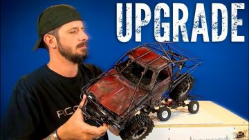 RC EVENTYR – RC4WD Trail Finder 2 – Toyota Hilux Scale Trail 4×4 Truck Upgrade Video PT 1