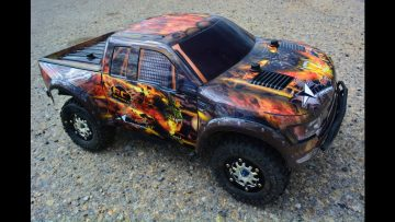 RC ADVENTURES – FORD SVT RAPTOR TRAXXAS SLASH 4X4 ULTiMATE TRUCK