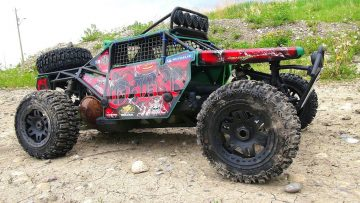 RC ADVENTURES – HUGE Kraken RC Class 1 TSK (True Scale Kit) for the Off Road HPI Baja 5B/SC/T