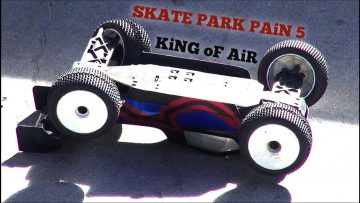 RC ADVENTURES – SKATE PARK PAiN 5 – KiNG oF AiR – The MiLE HiGH CLUB