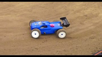 RC ADVENTURES – RC GEARS – DiRT TRACK – NiTRO Truggy & ELECTRiC Buggy Qualifying Races