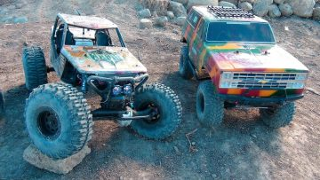 AVENTURAS RC – Scale RC 4×4 & 6×6 Trucks on the Trail at Blackfoot RC Park