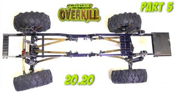 "PROJECT ""OVERKILL"" 2020 (PT 5) DON'T GET LEFT BEHIND! OLD, 新增功能, USED, & MADE – BUILT 