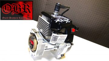 RC AVANTURE – OBR 9.7hp Full Mod 38cc WiDOWMAKER Gas Engine – Mesh Mod & Kill Switch Install