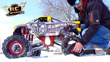TOY MONSTER TRUCK GOES DEEP – PRIMAL RC 49cc 80 LB  (PG-13) | RC 冒险