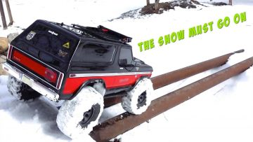 LOCKDOWN: RETURN of the TRAXXAS FORD BRONCO TRX4 4×4 TRUCK | RC ADVENTURES