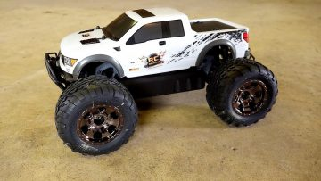 AVENTURAS RC – Unboxing the HPi SAVAGE XS FLUX MINi-MONSTER TRUCK