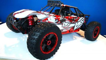 RC EVENTYR – Losi DBXL 4×4 Buggy – Unboxing (Gas Powered, 1/5th Scale Desert Buggy XL)
