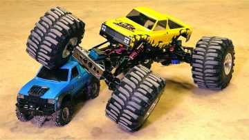 RC ADVENTURES – Built: 1/4 Skala 4×4 Killer Krawler 2 FiNALE!  New Years Eve 2016 Special