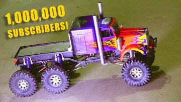 RC EVENTYR – 1 Million Subscribers! Meet-up at the RCSparks Studio Ranch! 1 Hour Special