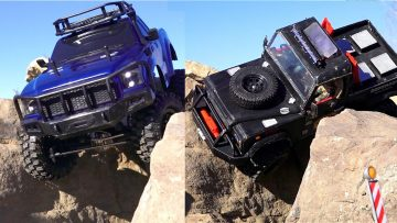 RC ПРИКЛЮЧЕНИЯ – Советы & Трюки – Crawlers: Heavy Truck Vs Light Truck – Hard Body vs Lexan Body