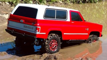 RC ADVENTURES – Mudding, Climbing, Tipps & Tricks – CHEVY K5 Blazer Vaterra Ascender RTR