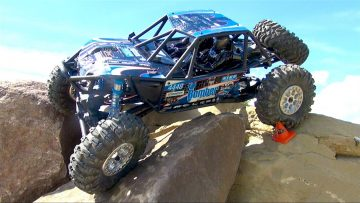 RC ADVENTURES – AXiAL RR10 BOMBER – Tipps & Tricks – Backyard Rock Crawling Course