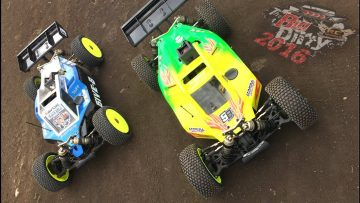 RC ADVENTURES – 5IVE-B RACE KIT: 1/5 4WD BUGGY – Follow-up & 1st Run – BiG DiRTY 2016 Pt 6