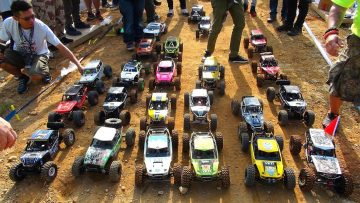 RC AVENTURI – OUTLAW U4 Off Road Racing – Asian Scale Invasion PT2 – RC Truck 4×4 Action HK 2016