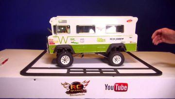 AVVENTURE RC – Unboxing Collab & Giveaway 1970's Tonka RV Hard Body Non-RC