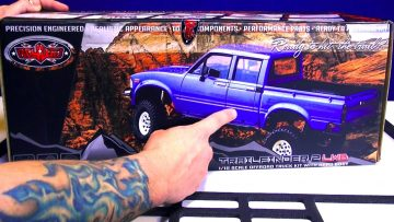 RC ADVENTURES – Full Assembly / Trail Truck 4×4 Roller! Toyota Mojave 2 – RC4WD TF2 LWB 1/10th scale