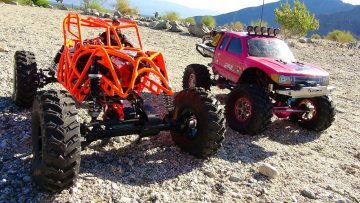 PiNKY & TANGO in the Southern California DESERT – PART 1 | RC AVENTURI