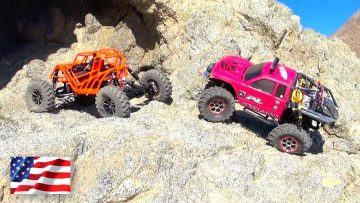 PiNKY & TANGO in the Southern California DESERT – PART 2 | RC AVENTURI