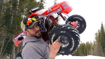 "uomo & his ""giocattolo"" MONSTER TRUCK – ALWAYS TIGHTEN YOUR NUTS! PRIMAL RC RAMINATOR 