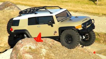 RC ΠΕΡΙΠΈΤΕΙΕς – Does it WORK? Rock Crawling TiPS & TRiCKS – TOYOTA FJ CRUiSER – HPi VENTURE