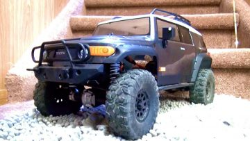 RC AVENTURI – NEW GOTHAM CiTY RC BEAT DOWN – HPI Venture  Scale Truck w/ Maurice #ProudParenting !