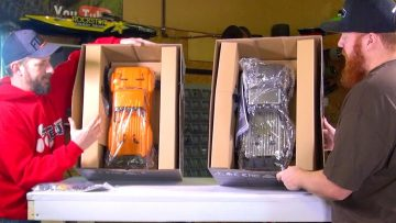 LET'S UNBOX TWO STUNT TRUCKS from ARRMA | RC 冒险