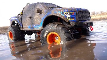 MUD BATH for the FORD RAPTOR – Blows Motor & Smoke Show!  | AVVENTURE RC