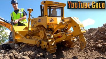 Oro de YouTube – DUAL MiNi GOLD MiNES (s1 e15) | AVENTURAS RC