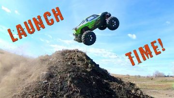 LAUNCH TIME – TRAXXAS XMAXX 8S BASH SESSION | RC ПРИКЛЮЧЕНИЯ