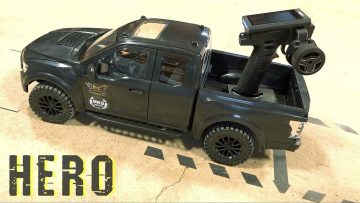 "I ASSEMBLE the ARTR RC4WD Desert Runner 4×4 ""HERO"" Truck – Looks like a Ford Raptor 