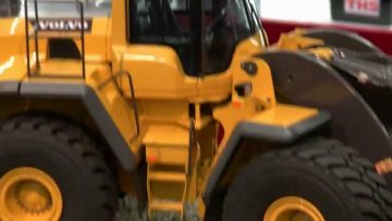 MIGLIORE RC l RC MACHINES l RC WHEEL LOADER l STRONG RC WHEEL LOADER