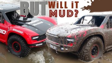 WiLL iT MUD?!  TRAXXAS UDR Unlimited Desert Racer – iCE MUD SNOW | RC AVANTURE