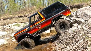 DiRTY RUN – 2018 Traxxas TRX4 – FORD SUNSET CLASSiC | RC ADVENTURES