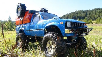 RC ADVENTURES – TTC 2013 – FRAME TWiSTER – 4X4 Tough Truck Challenge