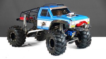 RC ADVENTURES – ALTERED BEAST 4X4 Scale Monster Truck – Update & Overview