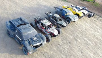AVENTURAS RC – Lucky Number 7 Large Scale 4×4 Trucks Bash & Carrera