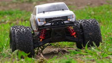 AVVENTURE RC – Damage: How Throttle Self Righting can hurt your RC – HPi Savage FLUX XS