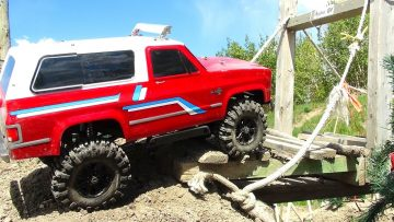 AVENTURAS RC – Canada's LARGEST OUTDOOR Scale Trail 4×4 Park!