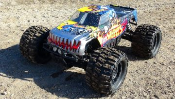 AVENTURES RC – 6s Lipo HOT WHEELS HPi SAVAGE FLUX HP w/ FLM Kit – Monster Truck