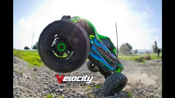 Traxxas Maxx Review – Velocity RC Cars Magazine – Bash Perfect?