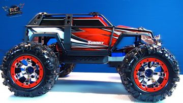 AVENTURAS RC – UNBOXiNG the NEW TRAXXAS SUMMiT – Yup.. I Said it..