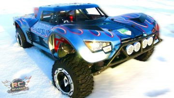 "RC 冒险 – Project: ""LARGE"" / LOSi 5T (PT 6) FiNALE! NEW YEARS 2013 SPECiAL!"