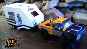 RC ADVENTURES – SCALE CAMPER