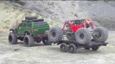 RC CRAWLER DAY EXTREME! BIGGEST RC CRAWLER TRACK 2020! GMADE R! SPECIAL